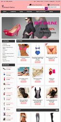 Readymade Offer ! Womens Fashion Shop Software