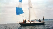 26ft. Sailing Cruiser for sale