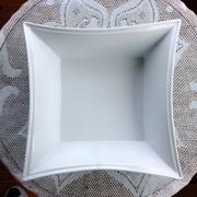 Newbridge bowl,  ASA white plate