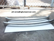Fiat 500 Stainless Steel Bumper