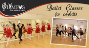 Ballet Classes Adults in Coolock