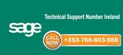 call Sage Customer Support Number Ireland  353-766-803-988.