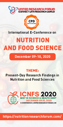 Nutrition and Food Science Virtual Summit 2020