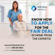 Know how to apply for the Fair Deal Scheme from the experts!