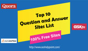What are Question-Answer and its Benefits